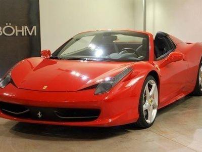 gebraucht Ferrari 458 Spider Cabrio / Roadster,