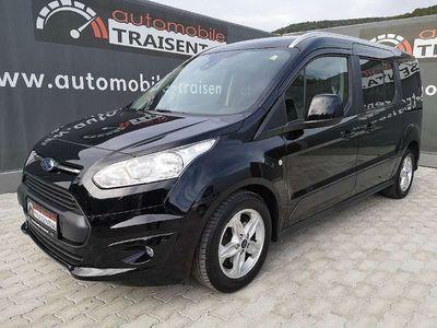 gebraucht Ford Tourneo Connect Tourneo GrandTitanium 1,5 TDCi L2 Navi,Glasdach Kombi / Family Van