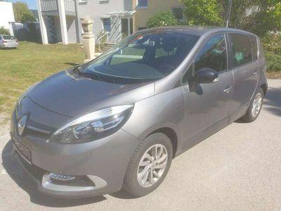 gebraucht Renault Scénic ScenicdCi 110 EDC Limited Automatik