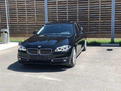 gebraucht BMW 518 5er Reihe Luxury Line -Garantie bis 2022