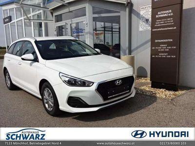 gebraucht Hyundai i30 CW 1,4 MPI Level 3