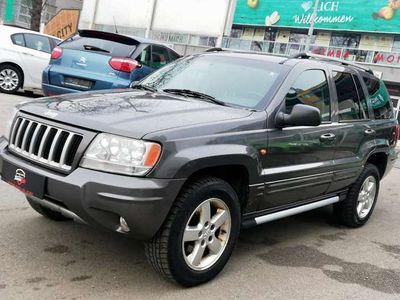 "gebraucht Jeep Grand Cherokee Limited 2,7 ""Vision\"" CRD Limited Vision"