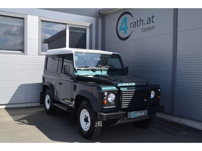 "used Land Rover Defender Defender90"" Hard top KLIMA/AHK/SITZHZG."