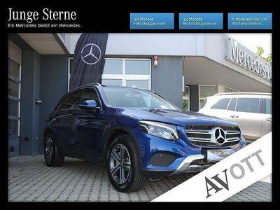 gebraucht Mercedes GLC250 GLC-Klasse4MATIC Aut. SUV / Geländewagen