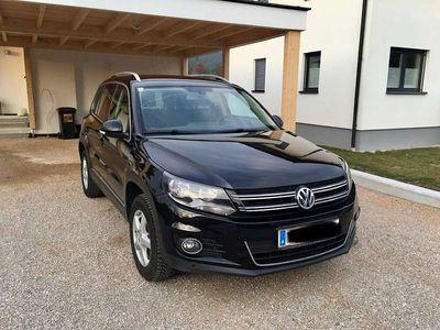 gebraucht VW Tiguan 2,0 TDI Style BMT DPF