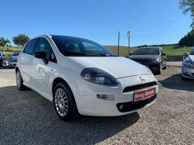 gebraucht Fiat Punto 1,4 75 Lounge //1.Besitz//80.000 km//