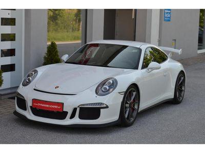 brugt Porsche 911 GT3 Clubsport Approved, LED, Navi, EINTAUSCH!!!
