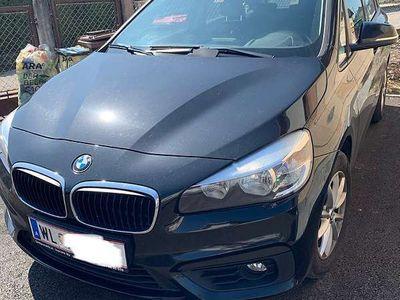 gebraucht BMW 214 Active Tourer 2er-Reihe Diesel Kombi / Family Van