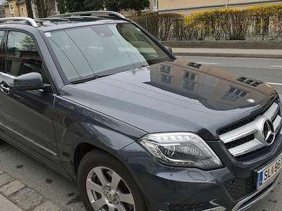 gebraucht Mercedes GLK220 GLK-KlasseCDI 4Matic SUV / Geländewagen