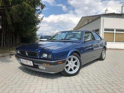 gebraucht Maserati Coupé Coupé 224V Rarität !!!TAUSCH MÖGLICH!!! Sportwagen /