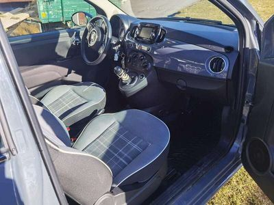 gebraucht Fiat 500 1,3 MultiJet II 95 Lounge