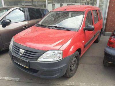gebraucht Dacia Logan MCV 1,4 MPI