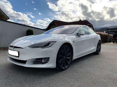 gebraucht Tesla Model S 90D (mit Batterie)