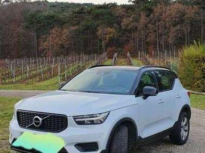 gebraucht Volvo XC40 D4 R-Design AWD Geartronic