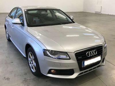 gebraucht Audi A4 3,0 TDI quattro DPF Limousine
