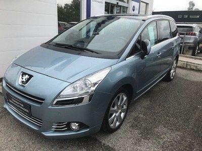 brugt Peugeot 5008 2,0 HDI Exclusive FAP