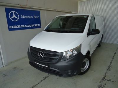 used Mercedes Vito Tourer Worker 114 BlueTEC lang