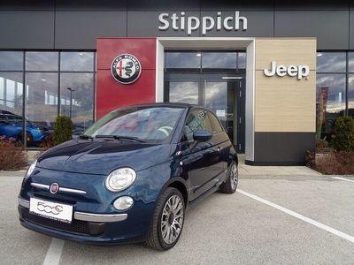 gebraucht Fiat 500 Cabrio 1,2 Lounge