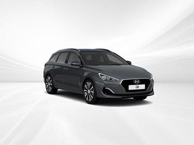 gebraucht Hyundai i30 CW 1,4 MPI Level 3 Plus