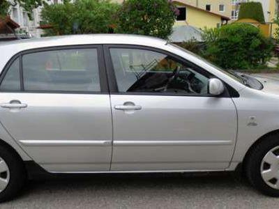 gebraucht Toyota Corolla Kombi 2,0 D-4D Linea Sol Ds.