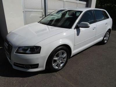 gebraucht Audi A3 Sportback 2.0 TDI Attraction