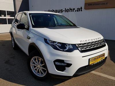 gebraucht Land Rover Discovery Sport 2,2 TD4 4WD S SUV / Geländewagen,
