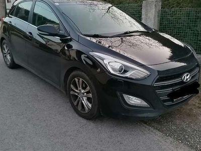 gebraucht Hyundai i30 1,6 CRDi Start/Stopp Premium Limousine