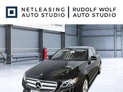 used Mercedes E220 Avantgarde Klima/LED/Park-Assist. el.Sitzv.