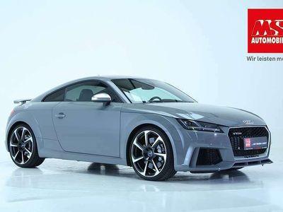 gebraucht Audi TT RS Coupé 2,5 TFSI S-tronic KERAMIK Super Deal