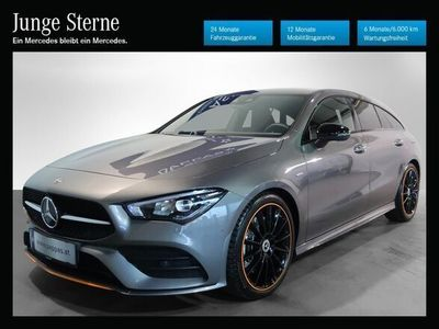 gebraucht Mercedes CLA250 Shooting Brake 4MATIC Aut.