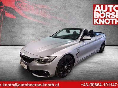 gebraucht BMW 428 4er-Reihe Cabrio (F33) Cabrio Öster-Paket Aut.
