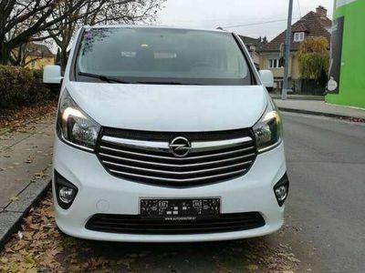 gebraucht Opel Vivaro Combi L1H1 Start/Stop