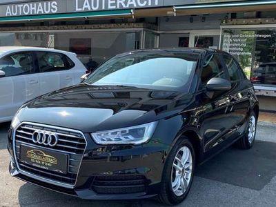 gebraucht Audi A1 Sportback 1,6 TDI NAVI/ XENON/ SITZHEIZUNG/ TEMPOMAT