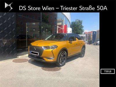 gebraucht DS Automobiles DS3 DS 3Crossback PureTech 130 S&S EAT8 So Chic Aut. SUV / Geländewagen,