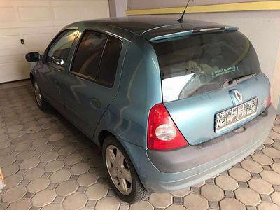 gebraucht Renault Clio 1.5 DCI Klein-/ Kompaktwagen