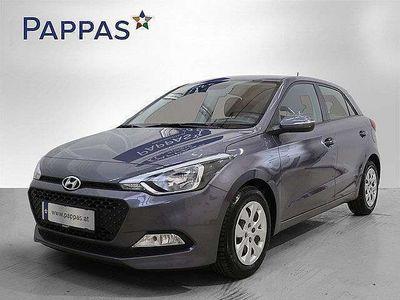 gebraucht Hyundai i20 1,25 Limited Plus Limousine,