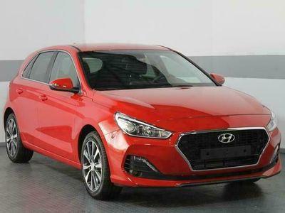 gebraucht Hyundai i30 PREMIUM NAVI PDC v+h KLIUMAAUTOMATIK TEMP...