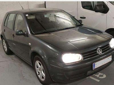 gebraucht VW Golf IV 1,4 benzin