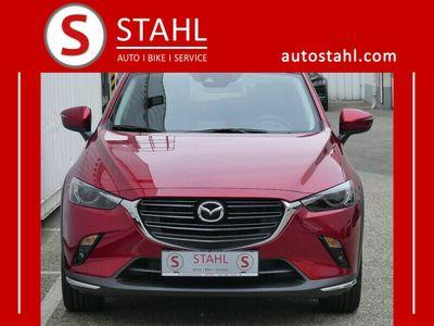 gebraucht Mazda CX-3 G121 Revolution Aut. AUTO STAHL WIEN 21