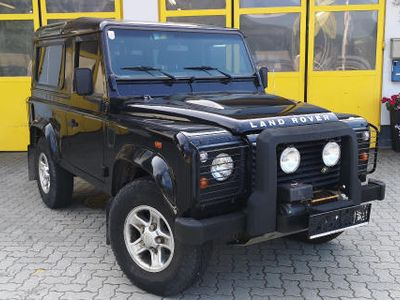 "used Land Rover Defender 90"" Station Wagon S 2,4 TD"