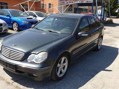 gebraucht Mercedes C270 Elegance CDI