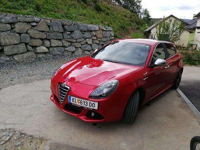 gebraucht Alfa Romeo Giulietta 2.0 JDT 140ps Limousine