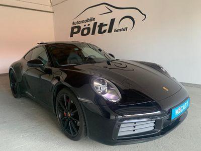 """gebraucht Porsche 911 Carrera 4S 992 Sportabgasanlage SD 20"""" 21"""" TOP!"""