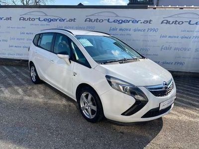 gebraucht Opel Zafira Tourer Edition C *7-Sitzer*