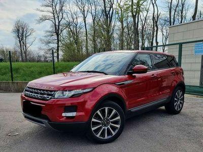 gebraucht Land Rover Range Rover evoque 2,2 Diesel