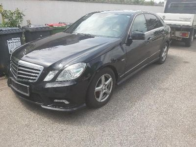 used Mercedes E300 BlueEfficiency CDI Aut.