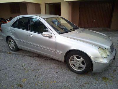 gebraucht Mercedes C220 C-KlasseCDI Elegance (W203) Limousine