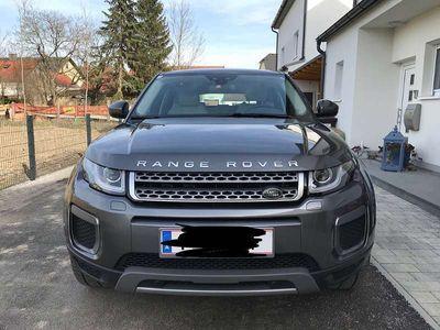 gebraucht Land Rover Range Rover evoque Evoque RR 2,0eD4 150 SE SUV / Geländewagen,