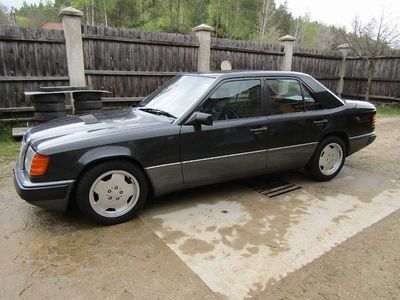 gebraucht Mercedes E300 E-Klasse W 124/A,- 24 V Limousine,
