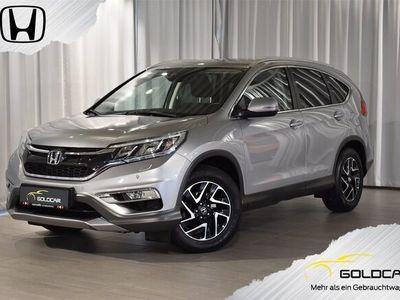 gebraucht Honda CR-V 1,6i-DTEC Elegance plus SUV / Geländewagen